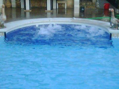 Restauración de piscinas y jacuzzi