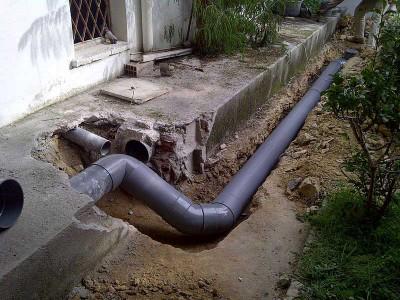 instalaciones de electricidad fontaneria saneamiento fugas